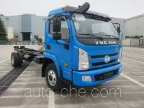 Yuejin NJ1082VEDCNZ truck chassis