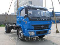 Yuejin NJ1162VHDCWW4 truck chassis