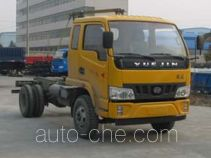 Yuejin NJ2041D1 off-road truck chassis