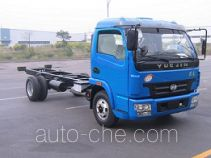 Yuejin NJ2041HFCWZ off-road truck chassis
