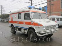 Iveco NJ2044XJHJ off-road ambulance