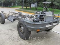 Iveco NJ2045GYCFP off-road vehicle chassis