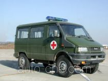 Iveco NJ2044XJHG off-road ambulance