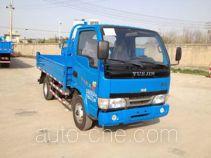 Yuejin NJ3041DBCZN dump truck