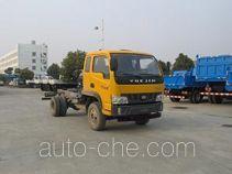 Yuejin NJ3041VFDCMW dump truck chassis