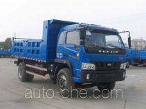 Yuejin NJ3050DCJW dump truck