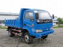 Yuejin NJ3051DBEZN dump truck