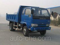 Yuejin NJ3051DBFWN dump truck