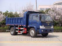 Yuejin NJ3100DBWZ dump truck