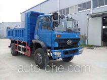 Yuejin NJ3110DELW dump truck