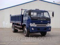 Yuejin NJ3160DBWZ2 dump truck