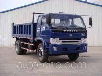 Yuejin NJ3160DBWZ3 dump truck