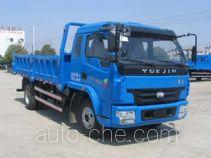 Yuejin NJ3160DCJW dump truck