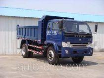 Yuejin NJ3161VPCBZ dump truck