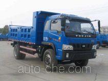 Yuejin NJ3162VHDCWW dump truck