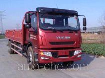 Yuejin NJ3162VPDCWW4 dump truck