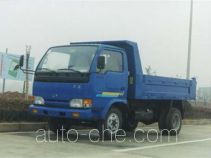 Yuejin NJ4010D low-speed dump truck