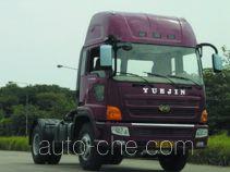 Yuejin NJ4180DAW седельный тягач