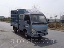 Yuejin NJ5032CCYPBGBNS1 грузовик с решетчатым тент-каркасом