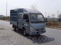 Yuejin NJ5022CCYPBGBNS1 грузовик с решетчатым тент-каркасом