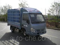 Yuejin NJ5022CCYPBGBNZ1 грузовик с решетчатым тент-каркасом