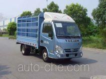 Yuejin NJ5022CCYPBGBNZ6 грузовик с решетчатым тент-каркасом