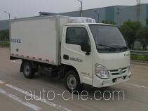 Yuejin NJ5022XLCPBGBNZ1 refrigerated truck