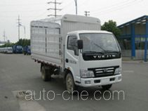 Yuejin NJ5031CCYHCBNZ грузовик с решетчатым тент-каркасом