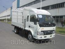 Yuejin NJ5031CCYHFBNZ грузовик с решетчатым тент-каркасом