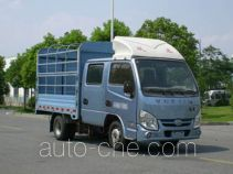 Yuejin NJ5032CCYPBBNS грузовик с решетчатым тент-каркасом
