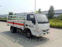 Yuejin NJ5032TQPPBGBNZ грузовой автомобиль для перевозки газовых баллонов (баллоновоз)