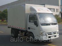Yuejin NJ5032XXYPBGBNZ box van truck