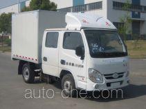 Yuejin NJ5032XXYPBMBNS box van truck