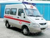 Iveco NJ5037XJHN ambulance
