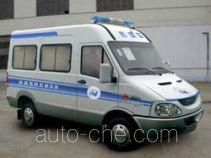 依维柯牌NJ5037XJHQ2N型依维柯防疫车