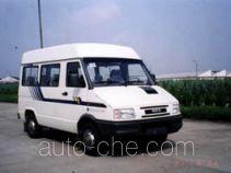 依维柯牌NJ5037XXC型依维柯宣传车