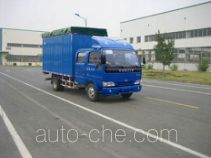 Yuejin NJ5040CPYDCFS5 soft top box van truck