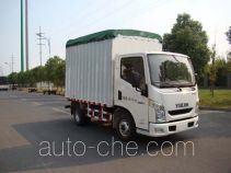 Yuejin NJ5041CPYZCDCNZ soft top box van truck