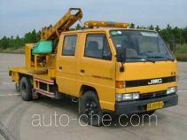 Nanqi Kaidi NJ5040TQX highway guardrail repair truck