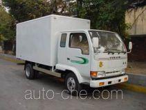 Yuejin NJ5040XXY-FDAW box van truck