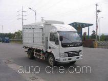 Yuejin NJ5041CCYHCBNZ грузовик с решетчатым тент-каркасом