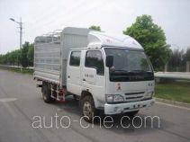 Yuejin NJ5041CCYHFBNS грузовик с решетчатым тент-каркасом