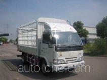 Yuejin NJ5041CCYHFBNZ грузовик с решетчатым тент-каркасом