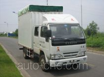 Yuejin NJ5041P-DBDS2 soft top box van truck