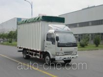 Yuejin NJ5041P-DBDZ2 soft top box van truck