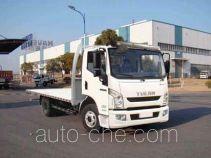 Yuejin NJ5041TPBZFDCWZ грузовик с плоской платформой