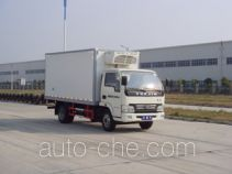 Yuejin NJ5041XLCDBFT5 refrigerated truck