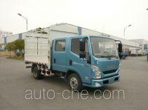 Yuejin NJ5042CCYZFDCMS грузовик с решетчатым тент-каркасом