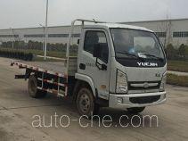 Yuejin NJ5042TPBKBDBNZ грузовик с плоской платформой