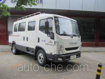 Yuejin NJ5042XGCZFDCMS1 инженерный автомобиль для технических работ